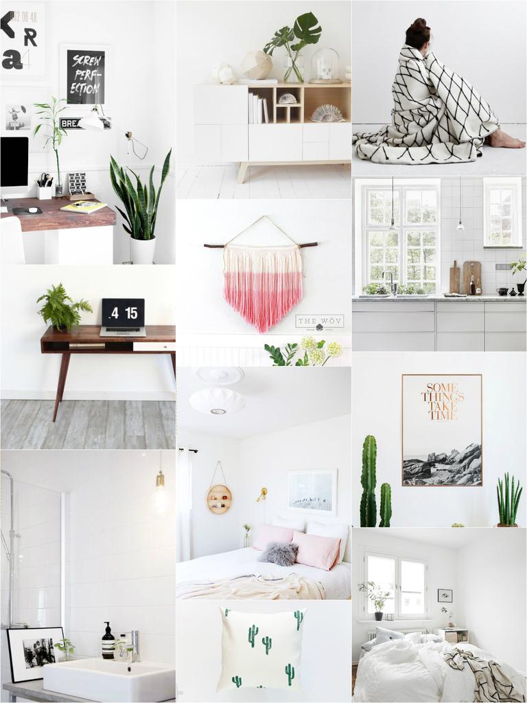 Interior Design Moodboard by ScatteredConfetti.