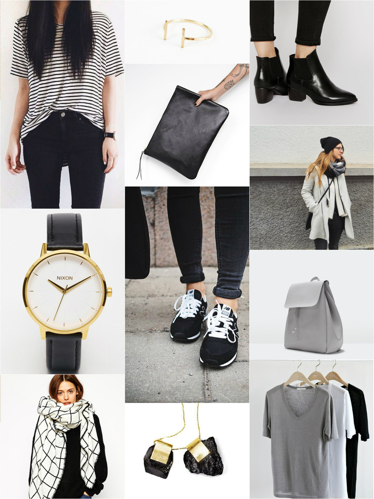 Fashion Collage by ScatteredConfetti