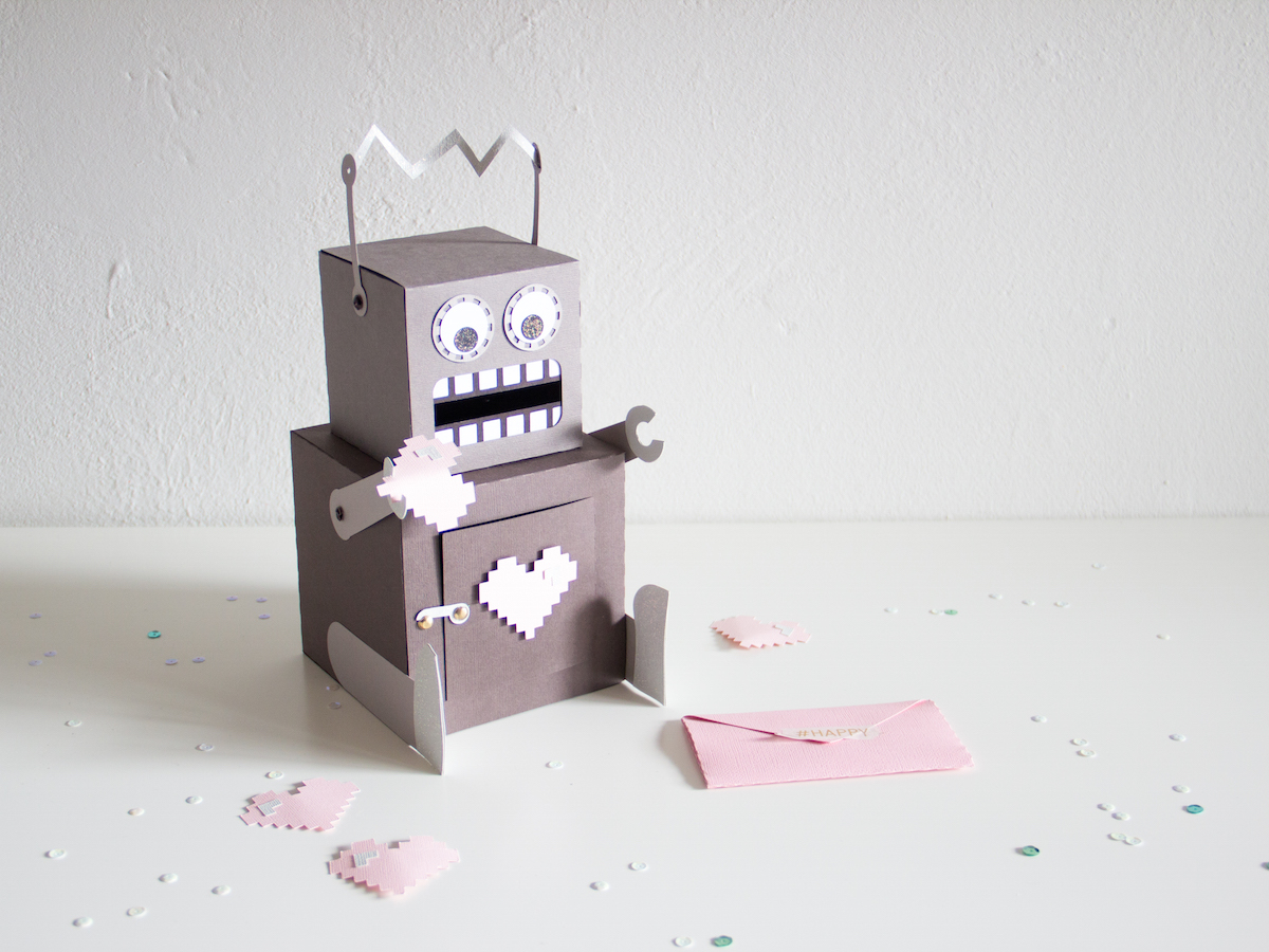 3D Paperrobot