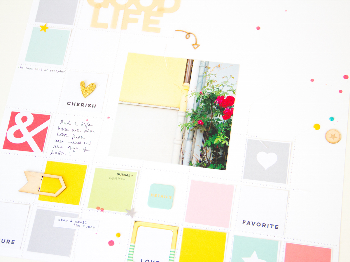 Good Life Layout by ScatteredConfetti.