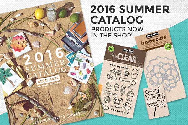 Hero Arts Summer 2016