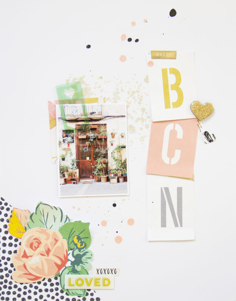 BCN by ScatteredConfetti