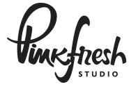Pinkfresh Studio Logo