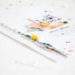 Pretty Amazing by ScatteredConfetti. // #scrapbooking #layout #felicityjane