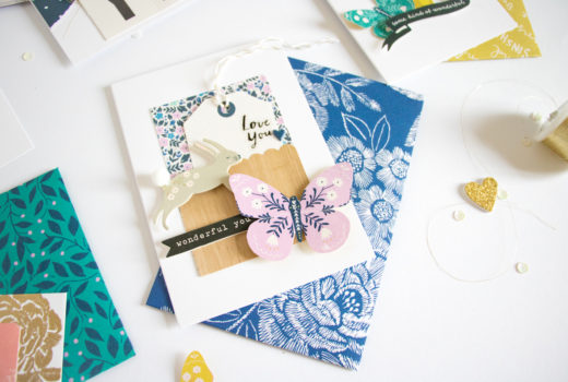 Willow Lane Cards by ScatteredConfetti. // #scrapbooking #cratepaper #maggieholmes