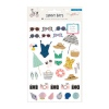 Maggie Holmes Sunny Days Clear Sticker Book