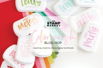 The Stamp Market Color Crush Release Blog Hop